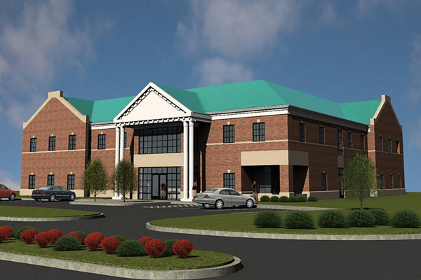RL Turner Corporation - Proposed Project/Rendering