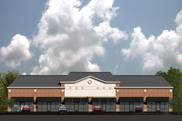 Fishers Pointe - Proposed Project/Rendering
